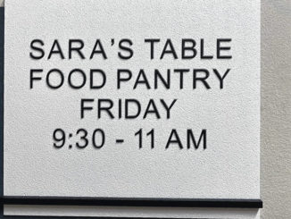 Sara's Table: Serving food and friendship
