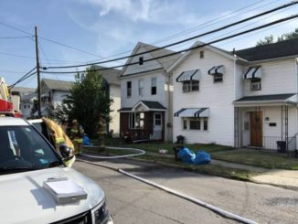 Fire in Wilkes-Barre displaces three