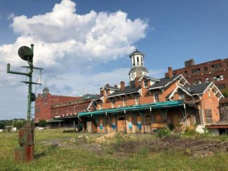 WB's old train station awaits salvation; Tamaqua's welcomes diners and trains