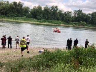 Crews search for two juveniles in Susquehanna River near Plymouth
