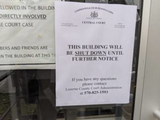 Luzerne County Central Court shut down amid COVID-19 concern