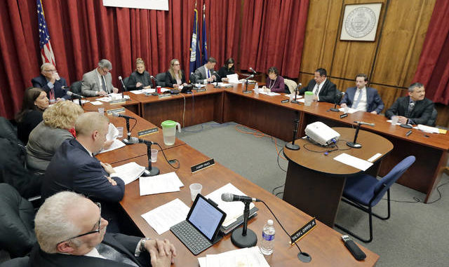 Luzerne County Council will continue meeting virtually next week