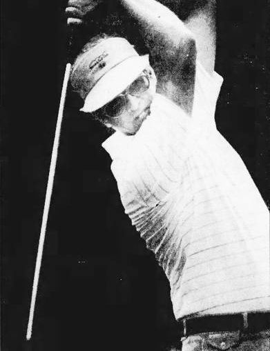 On This Date: Golfing duo took the fifth at Berwick Golf Club in 1982