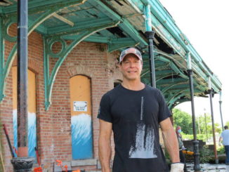 All aboard for WB depot's next chapter