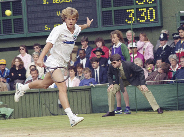 AP Was There: Edberg defeats Becker for 1st Wimbledon title