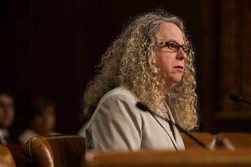 Dr. Rachel Levine is seen in a file photo. Pennsylvania is 'on the verge' of replicating a coronavirus case trend that led to widespread community shutdowns in the spring, the state health secretary warned Monday. File photo
