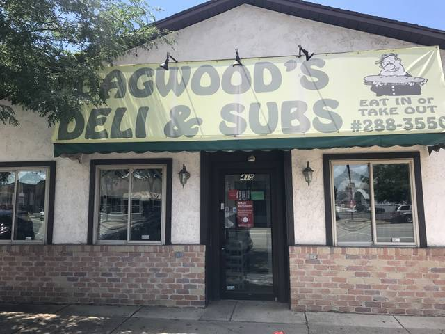 <p>Dagwood's Deli & Subs on Market Street in Kingston, seen here, is for sale according to a listing with Lewith & Freeman Real Estate.</p> <p>Bill O'Boyle | Times Leader</p>