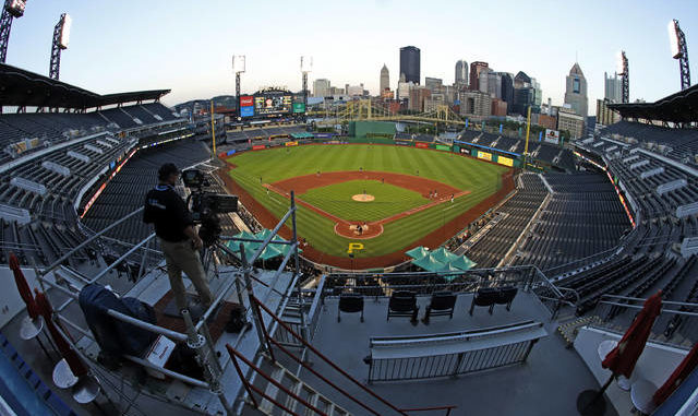 Pa Won T Allow Blue Jays To Play At Pittsburgh S Pnc Park Times Leader