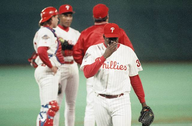 On This Date Phils Ben Rivera Threw First No Hitter In Red Barons History In 1992 Times Leader