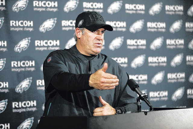 Are Eagles coach Doug Pederson and GM Howie Roseman on the hot seat?