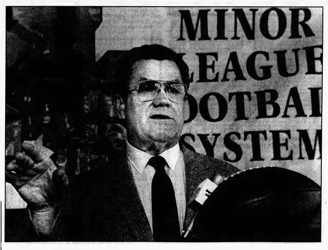 On This Date: Walt Michaels stepped down as SWB Stallions coach in 1990