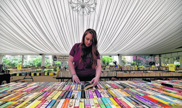 The Ousterhout Free Library's annual book sale was one of the man nonprofit fundraisers that was canceled by the COVID-19 pandemic this year. The library and other nonprofits are scrambling to find new ways to raise funds without those fundraisers.