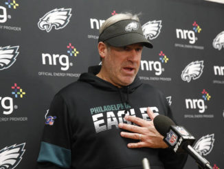 Eagles coach Pederson says he feels great, has no COVID-19 symptoms
