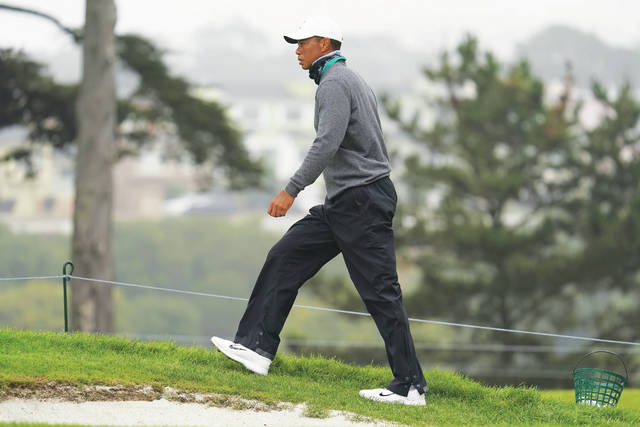 Tiger in a better place heading into this PGA Championship