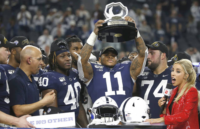 Report: Penn State All-America LB Micah Parsons set to opt out of 2020 season