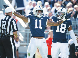 Penn State ranked No. 7 in coaches poll; Parsons says goodbye