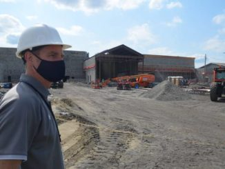 New look at W-B Area construction shows major progress