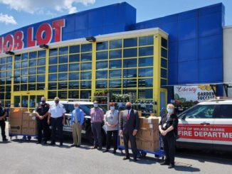 Ocean State Job Lot donates PPE, supplies to WB emergency teams