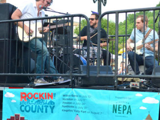 Tonight's Rockin' the County Kingston/Forty Fort postponed