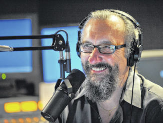 Steve Corbett: New novel takes aim at local racism