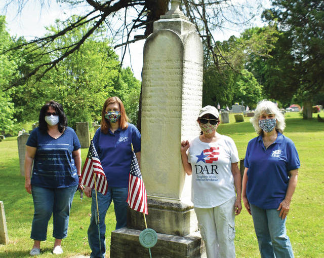 Gravesite ceremony to honor Battle of Wyoming survivor