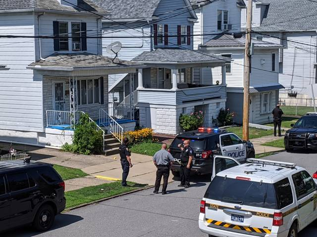 Hanover Township police probe shooting that left two injured