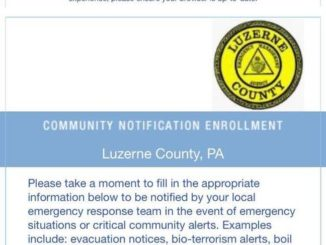 Luzerne County offering new emergency alert notification system