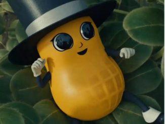 Is Mr. Peanut coming back?