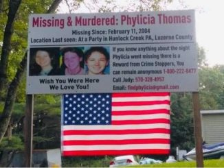 Second billboard placed to seek information on Phylicia Thomas case