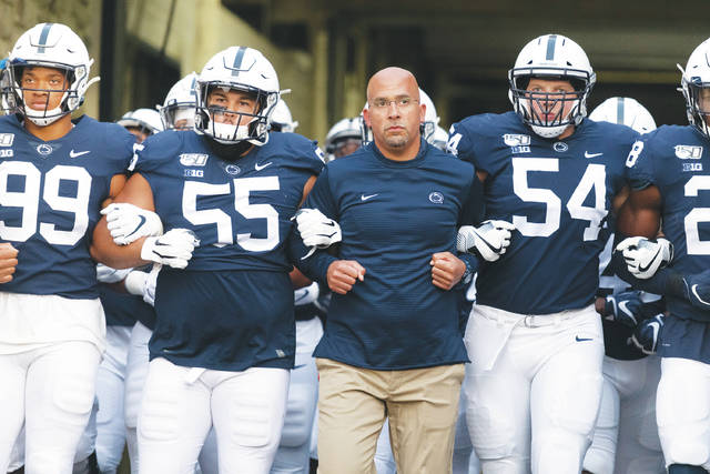 What's next for Penn State and the Big Ten? There are no answers yet