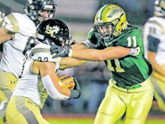 WVC gets new 8-week football schedule, addresses other sports in meeting
