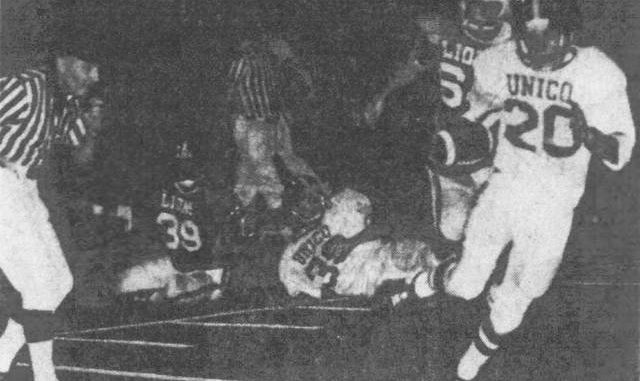 On This Date Unique High School Football Charity Game Came To An End In 1975 Times Leader