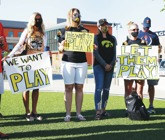 Nebraska players' lawsuit seeks to restore Big Ten fall football | Times  Leader