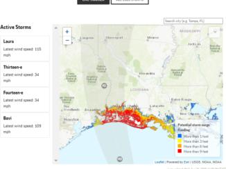 Tropical Weather-Hurricane Tracker