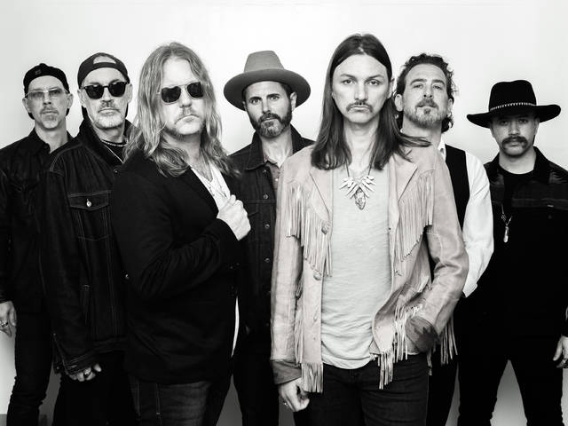 Allman Betts Band to perform outdoors at Circle Drive-In