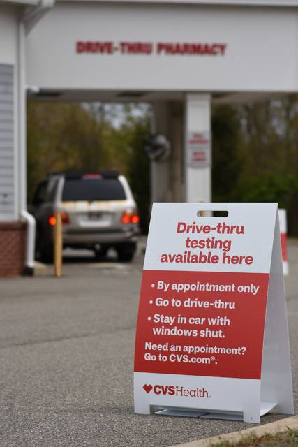 Area Cvs Stores To Offer Drive Through Testing For Covid 19 Times Leader