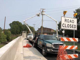 Solomon Creek wall project in Wilkes-Barre nears completion