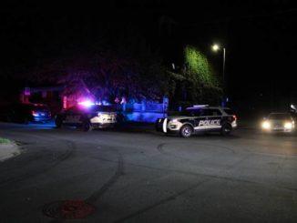 Shots reported on South Franklin Street near scene of earlier fatal