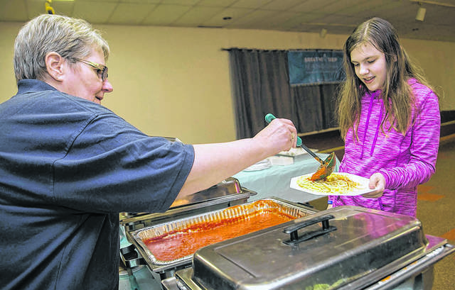 Breathe Deep NEPA spaghetti fundraiser set for Sunday
