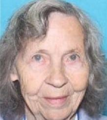 State police: Elderly woman, 86, reported missing found safe