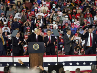 Trump rallies flout virus rules, Pennsylvania governor warns