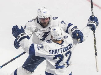 Shattenkirk's OT goal puts Lightning one win away from the Cup