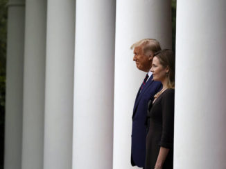 SUPREME COURT NOMINEE: AMY CONEY BARRETTTrump vows quick court vote