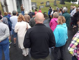 Hollenback Cemetery tour offers view of region's past