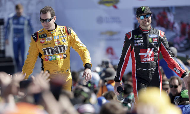 In the pits: Busch family hobby goes full circle at home in Vegas