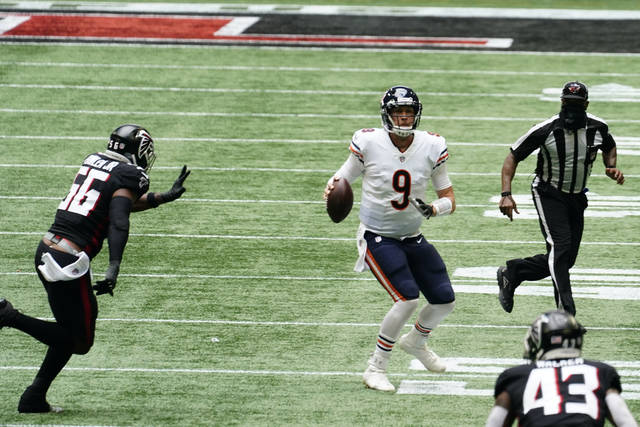 Foles is Bears starting QB for game against Colts