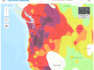 Western Wildfires-Air Quality