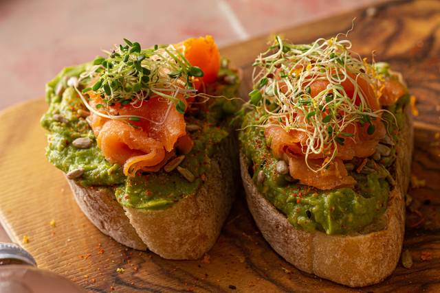 This delicious smoked salmon avocado toast is one of the signature offerings at The Canning House.                                  Submitted