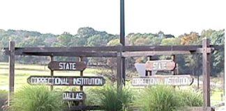 Entrance to SCI Dallas.