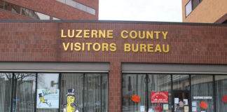 The Visit Luzerne County offices are seen on Wednesday.                                  Patrick Kernan | Times Leader